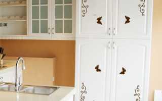 Украшения для кухонной мебели: фото для вдохновения