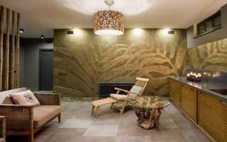 Баня в стиле модерн — фото и описание
