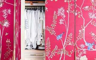 Как обновить дверцы шкафа своими руками: лучшие способы