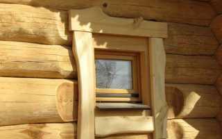 Окно в русской бане: примеры оформления на фото