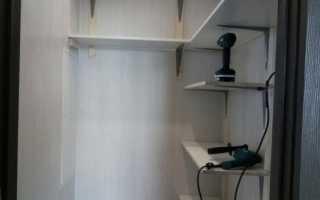 Как оформить кладовку в квартире: удачные примеры на фото