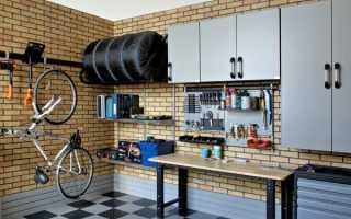 Идеи обустройства гаража своими руками: подборка фото