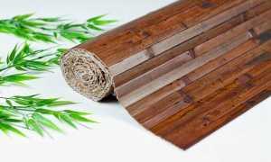 Бамбуковые обои: плюсы и минусы