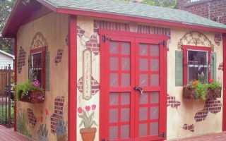Как оформить фасад бани: оригинальные идеи на фото