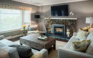 Маленькая гостиная с двумя диванами: идеи дизайна на фото