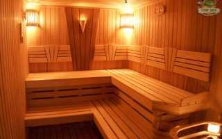 Лежак для бани своими руками: строительство на личном примере