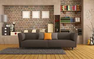 Как создать интерьер в стиле фьюжн в маленькой квартире