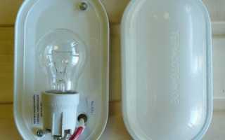 Светильники для бани влагозащищенные термостойкие — фото и описание